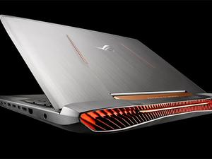 Asus: ROG G752 Laptop Will Play Every Game Out There