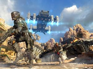 Call of Duty: Black Ops III gets a launch trailer a couple weeks ahead of release