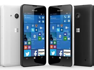Leaked render gives us a sneak peek at Microsoft's new Lumia 550