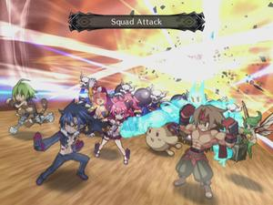 Disgaea 5: Alliance of Vengeance launch trailer - Forces in the tens of billions!
