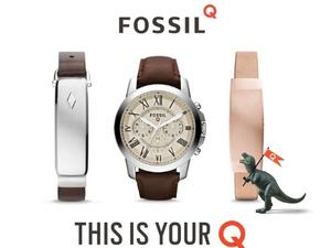 Fossil Q wearable family unveiled with cross-platform support