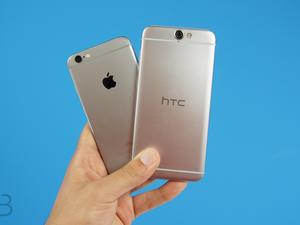 HTC exec on A9: Apple copied us