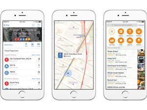 Apple Maps gets Transit data for Boston and Sydney