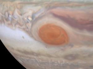 Behold these incredible false-color infrared images of Jupiter