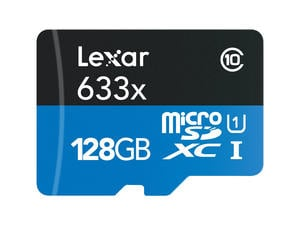 Up to 81% off select Crucial and Lexar memory products today only at Amazon