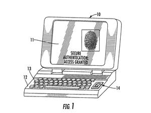 MacBook with Touch ID sensor shows up in Apple patent