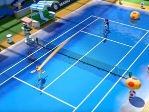 Mario Tennis: Ultra Smash's new trailer features ridiculous court surfaces
