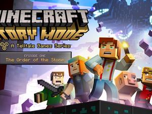 Minecraft: Story Mode trailer - Now with more John Hodgman