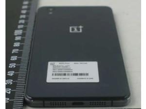 Check out the first image of the OnePlus Mini