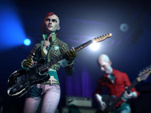Rock Band 4 to get online multiplayer, an expansion, and more this year