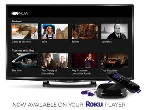 HBO Now for Roku is finally available