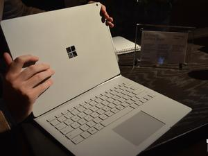 Surface Book pre-orders return with long delays