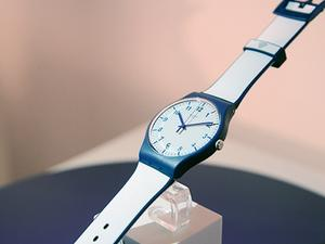 Swatch smartwatch launching in China with mobile payments support