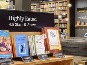 Amazon opens a physical bookstore that also sells gadgets
