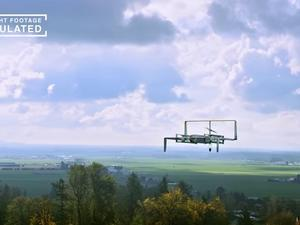 Amazon reveals exciting new details about Prime Air drones