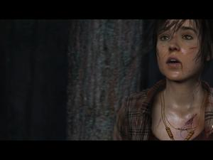 Surprise! Beyond: Two Souls hits the PlayStation 4 next week, Heavy Rain next year