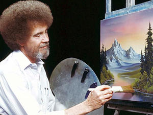Twitch watched 545.9 million minutes of happy little trees, will stream more Bob Ross