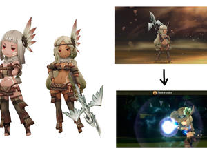 Bravely Second's Tomahawk job class changed to a Cowboy for North American release