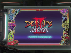Black Ops III sees the return of Dead Ops Arcade, the insane zombie minigame