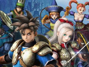 Dragon Quest Heroes review: Goobilantly competent
