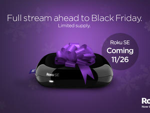 Roku SE will be just $25 on Black Friday