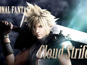 Dissidia Final Fantasy trailer - Cloud shows off his massive sword... again