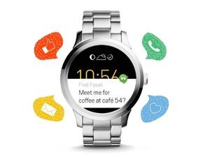 Fossil Q Founder Android Wear smartwatch available tomorrow for $275