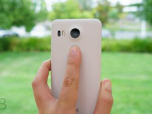 Nexus 5X gets handy Google Pixel gesture with Android 7.1.2
