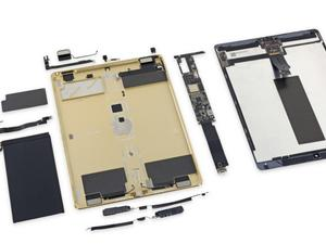 iPad Pro teardown reveals big speakers and bigger batteries