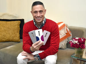 Dude who designs pillows made limited edition Moto X Pure collection