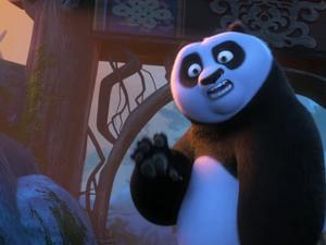 Kung Fu Panda 3 takes the top box office spot for a second weekend