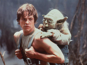 Leaked Star Wars Image Reveals a Young Luke Skywalker in The Force Awakens