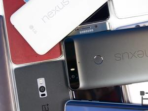 Top 5 Android smartphones you can buy right now