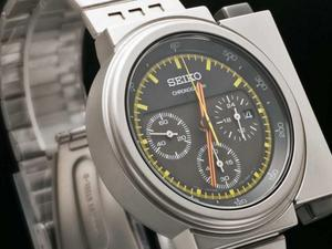 """Seiko re-releases its classic """"Aliens"""" watch"""