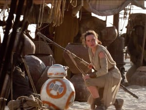 Star Wars: The Force Awakens sets more box office records