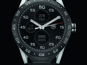 TAG Heuer Connected is a $1,500 Android Wear smartwatch