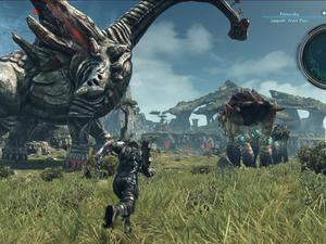 Screenshot Saturday: Xenoblade Chronicles X is out, and we did it!