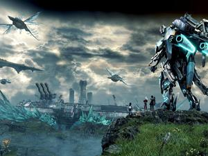 Xenoblade Chronicles X's apocalypse comes before Fallout 4's