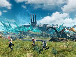 Xenoblade Chronicles X review: A glorious, dense, huge JRPG