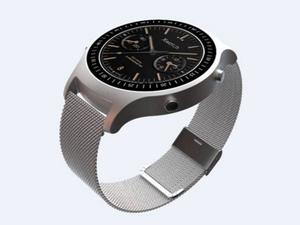 """Hot new """"Bluboo"""" Android Wear smartwatch breaks cover"""