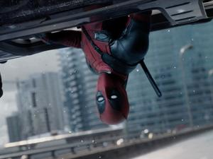 Deadpool wins its second weekend at the box office