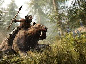 Far Cry Primal's map is based off Far Cry 4