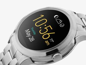 Fossil's new Q Founder watch is now available from the Google Store
