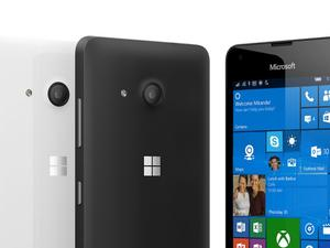 Microsoft's new Lumia 550 delivers Windows 10 for just $139