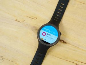 Moto 360 Sport unboxing and impressions: It's time to workout