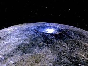 NASA reveals why dwarf planet Ceres is covered in bright spots