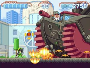 Fantastic indie action game Noitu Love: Devolution coming to 3DS and Wii U in 2016