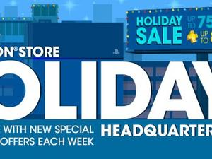PlayStation Store is throwing its annual holiday sale, everything up to 70-80% off