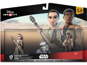 Star Wars: The Force Awakens Disney Infinity 3.0 Play Set is here!