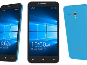 Alcatel OneTouch Fierce XL delivers Windows 10 Mobile on a budget